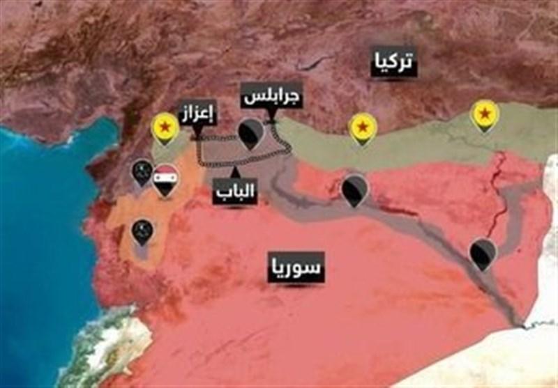 زنگ خطر در شمال سوریه؛ رقابت عربستان و امارات برای جلب دوستی کُردها