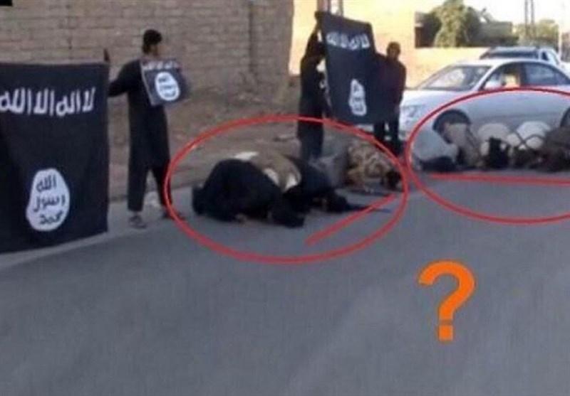 داعش نماز