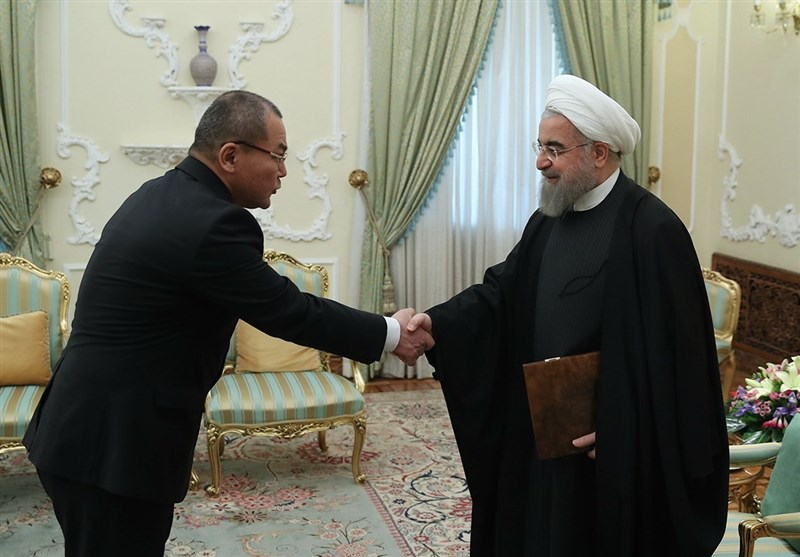 Iran Offers Private Sector's Cooperation with Kyrgyzstan
