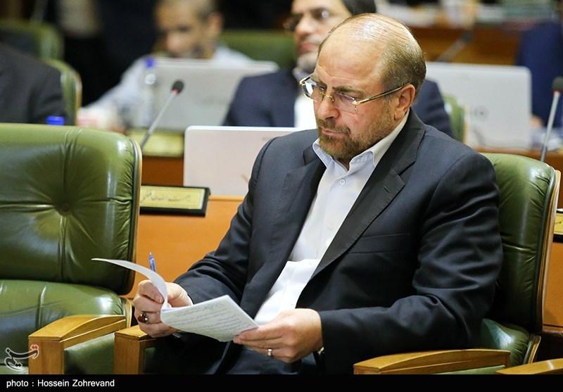 واکنش قالیباف به سخنان تند وزیر راه