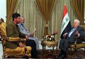 عراقی صدر کا تسنیم نیوز کیساتھ خصوصی انٹرویو + ویڈیو کلپ