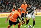 اینتراخت فرانکفورت آخرین بازی هفته را برد