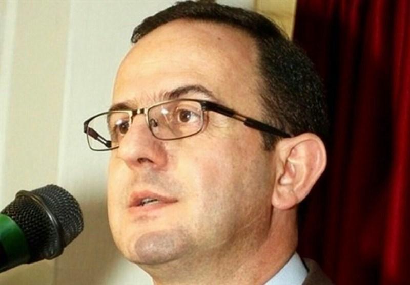 آوادیس کیدانیان وزیر گردشگری لبنان