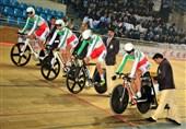 پایان کار رکابزنان ایران با 5 مدال طلا و نقره