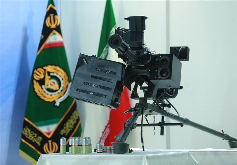 قاذف القنابل الیدویة من عیار 40 میلیمتر.. من إنتاج الصّناعات الدفاعیة الإیرانیة + صور