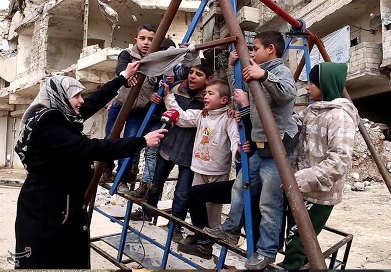 سوریه/ حلب و فلافل/2