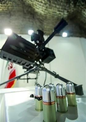 بالصور.. إیران تشکف عن 5 أسلحة