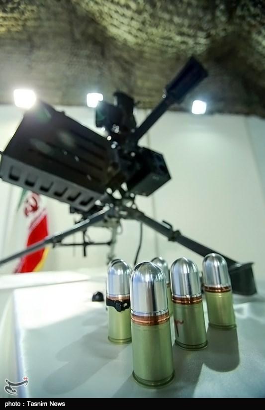 رونمایی از پنج دستاورد رزمی دفاعی با حضور وزیر دفاع