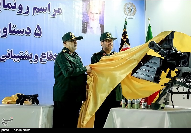 Iran Unveils New Weapons