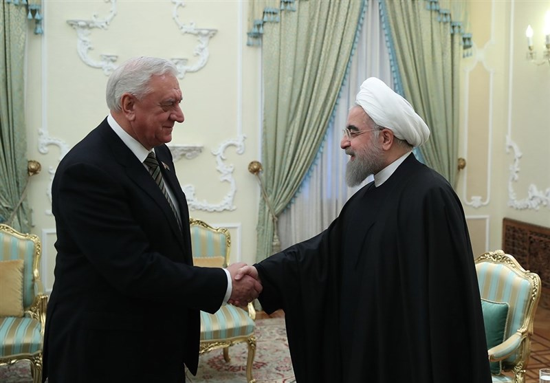 Iran Eyes Persian Gulf-EU Links via Belarus