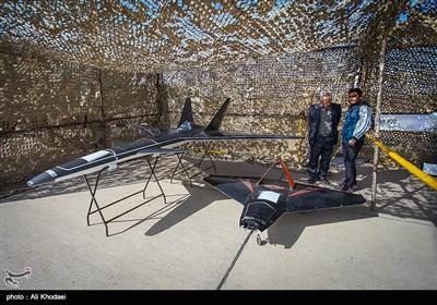 نمایشگاه نیروی هوایی ارتش در اصفهان