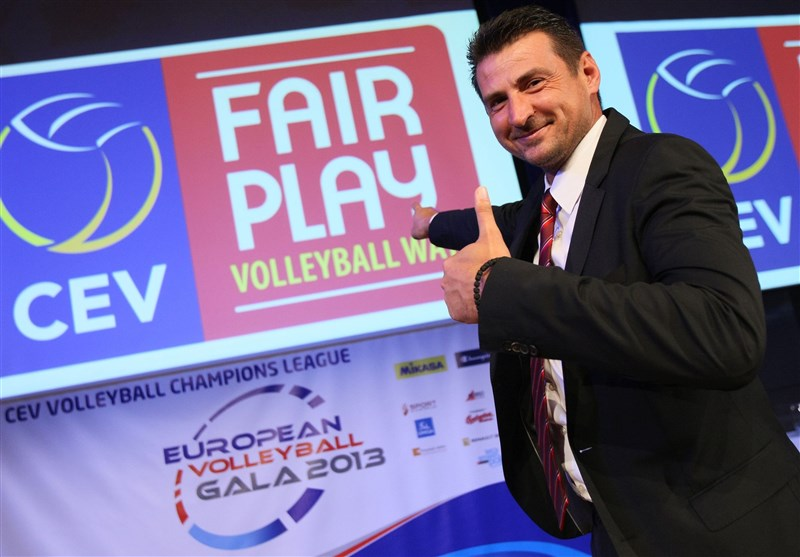 Kolakovic Is A Coach Iran Volleyball Needs: Vladimir Grbic