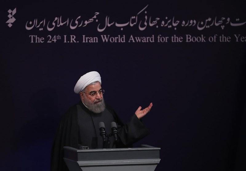 Syria Talks Inspired by JCPOA: Iran's President