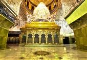 اعمدة قبة ضریح الإمام الحسین (ع) أصبحت مقاومة للانفجار