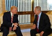 رویترز: نخست وزیر اسرائیل به دنبال از بین بردن اختلافات با ترامپ است