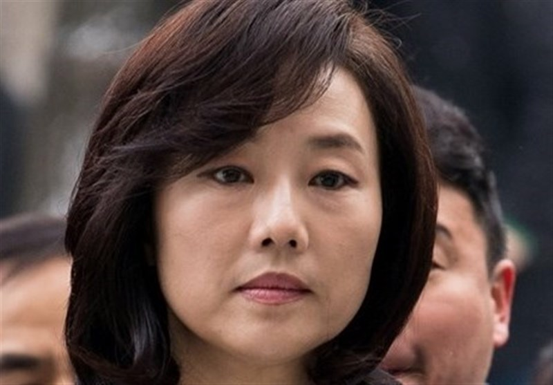 وزیر فرهنگ سابق کره جنوبی