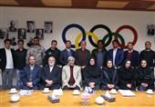 نشست هاشمی با اعضای کاروان اعزامی به بازیهای آسیایی زمستانی