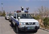 46 تیم پلیس راهور کرمانشاه در طرح زمستانه استان کرمانشاه مشارکت دارند
