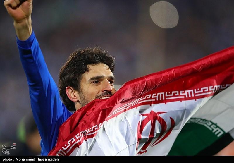 دیدار تیم های فوتبال استقلال و السد قطر