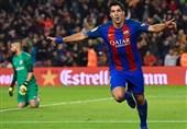 صعود سوارس در جدول برترین گلزنان بارسلونا