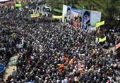 اجتماع بزرگ و بینظیر راهپیمایی 22 بهمن در سراسر استان کردستان برگزار شد