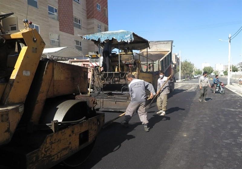 وعده جدید شهردار بجنورد؛ 250 هزار متر از معابر شهری روکش آسفالت میشود