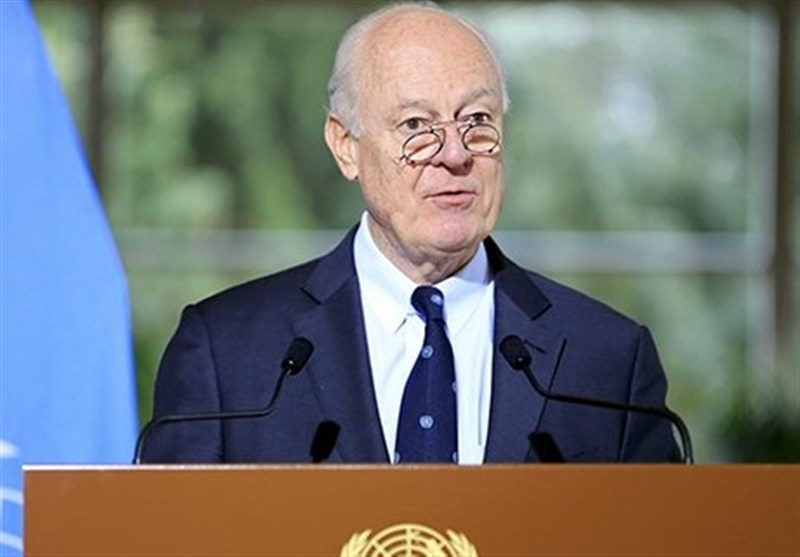 UN Syria Envoy to Meet Russia on Monday; US Not Taking Part