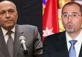 مصر و اردن شهرکسازی اسرائیل در اراضی اشغالی را محکوم کردند