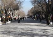 کردستان|مزیتها و چالشهای اجرای طرح پیادهراه سازی خیابان فردوسی سنندج