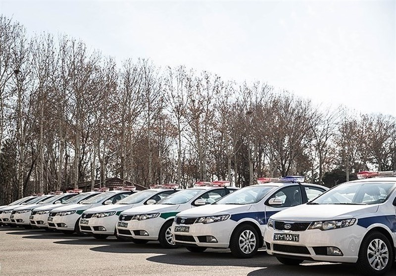Iran Police Cruisers to Get License Plate Readers