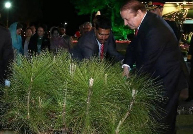 پاکستان بھر میں آج نیشنل گرین ڈے منایا جا رہا ہے