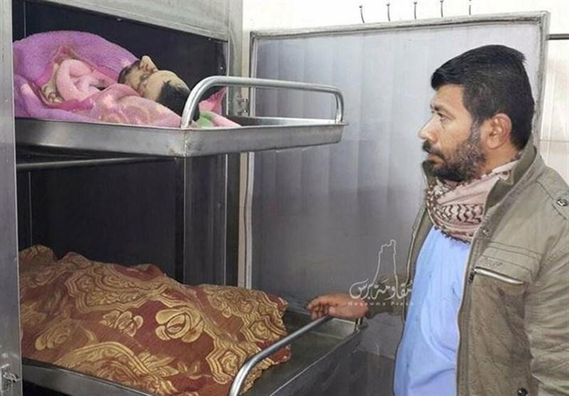 شهیدان فلسطینیان و 5 جرحى جراء غارة صهیونیة على رفح
