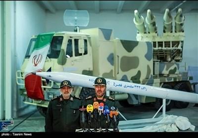 ایران کے پانچ بہترین جنگی و دفاعی ہتھیاروں کی رونمائی