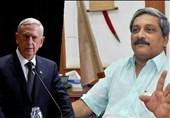 امریکی وزیر دفاع کا عہدہ سنبھالنے کے بعد اپنے بھارتی ہم منصب سے پہلا رابطہ