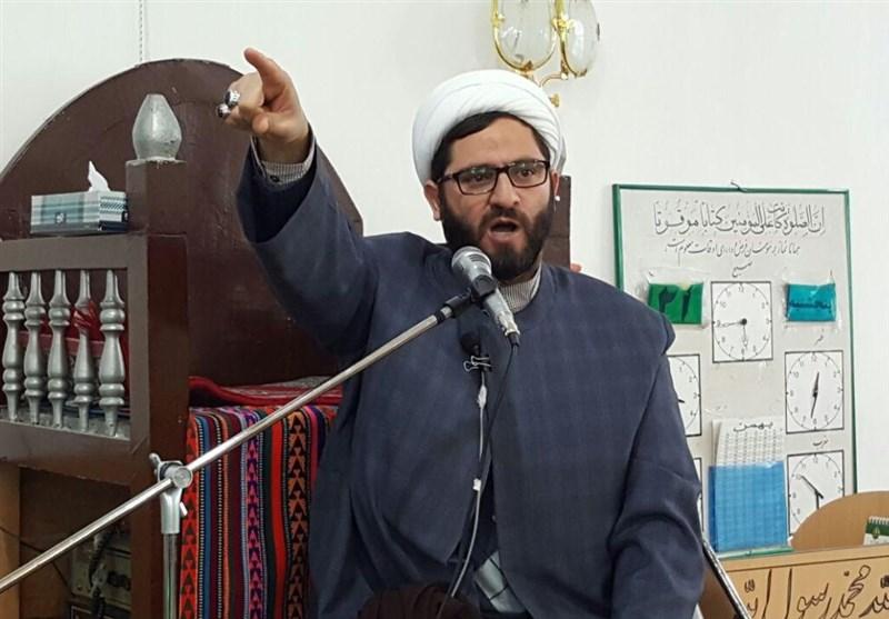 اردبیل| دشمنان شکست نظام مقدس انقلاب اسلامی را به گور خواهند برد