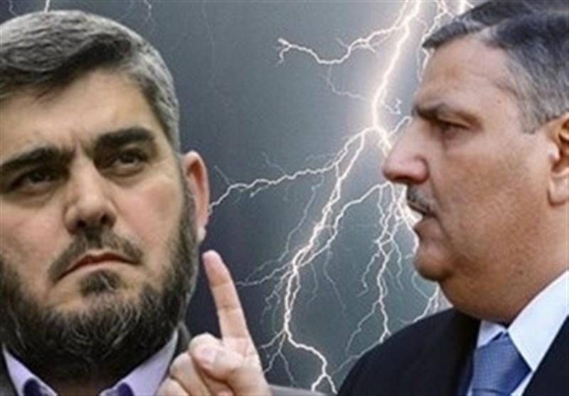 مخالفان سوریه