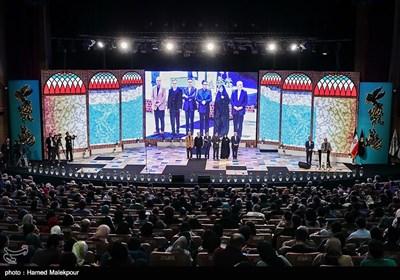 اختتامیه 35. Fecr Film Festivalinin Kapanışıجشنواره فیلم فجر