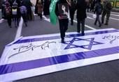 تصاویر خبرنگاران تسنیم از حواشی راهپیمایی 22 بهمن 95 در تهران
