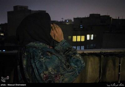 نداء الله اکبر یرتفع فی طهران
