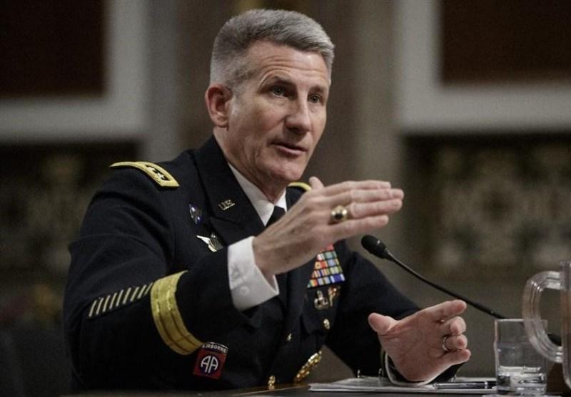 طالبان ہتھیار پھینک کر افغان عمل میں شامل ہوجائیں، امریکی کمانڈر