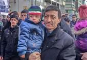 حضور رئیس کمیته امداد امام(ره) در راهپیمایی 22 بهمن