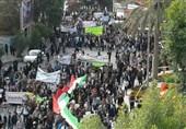 العهد: میلیونها ایرانی در راهپیمایی 22 بهمن شرکت کردند