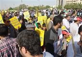 حضور پرشور مرزنشینان خلیج فارس در راهپیمایی 22 بهمن
