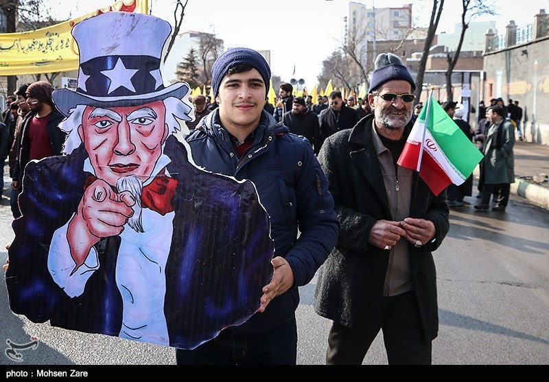 راهپیمایی 22 بهمن - اردبیل