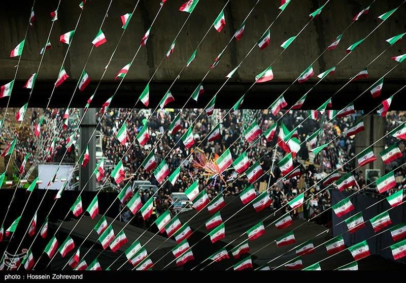 راهپیمایی 22 بهمن در تهران - 4