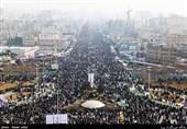 راهپیمایی 22 بهمن در تهران - 2