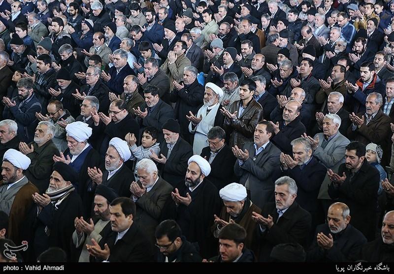 نمازجمعه 22 بهمن در تهران-3