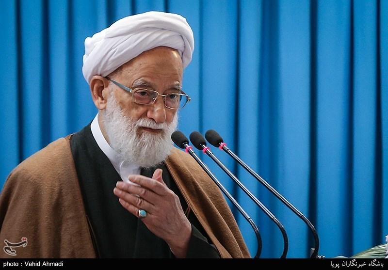 خطیب جمعة طهران یدعو مرشحی الرئاسة للحفاظ على الوحدة الوطنیة