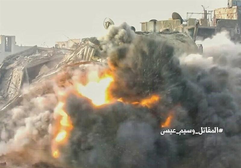 """عملیة نوعیة لوحدة """"المهام الخاصة"""" فی الجیش السوری شرق دمشق +صور"""