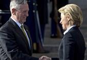 وزرای دفاع آلمان و آمریکا در واشنگتن دیدار کردند